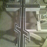 гранітний хрест №5