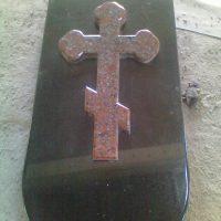 гранітний хрест №4