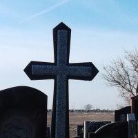Гранітні хрести№8