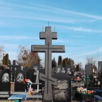 Гранітні хрести№7